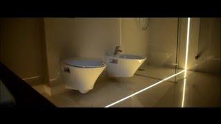 Профильные светодиодные светильники для пола и стены(, 2013-01-21T20:33:58.000Z)