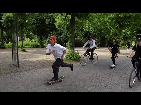 Steezin' through the Crust | CRUISIN' Berlin with Justin Sommer