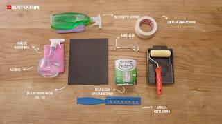 Renová tus electrodomésticos con Rust Oleum