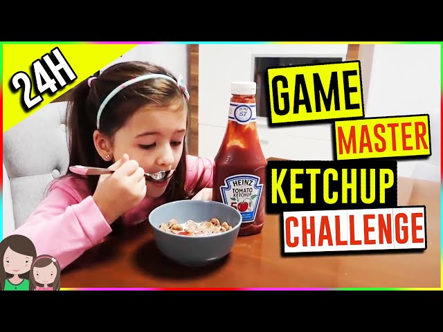 GAME MASTER verfolgt uns & zwingt Ava zur 24h Challenge 😱 Alles Ava
