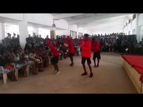 Accra High School 2016:Flawless Dance Crew