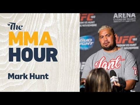 Despite Dana White's Public Letter, Mark Hunt Says He Still Doesn't Know Where He Stands with UFC