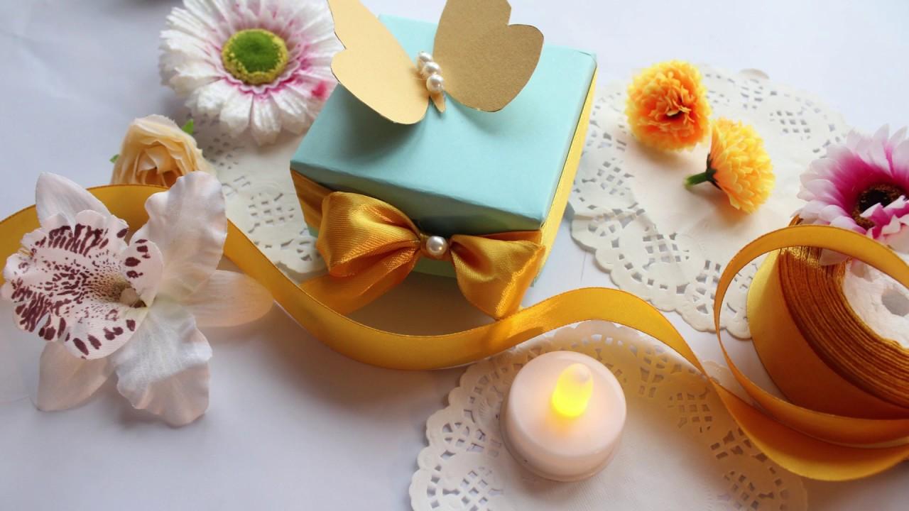 Simple Cheap Wedding Favors