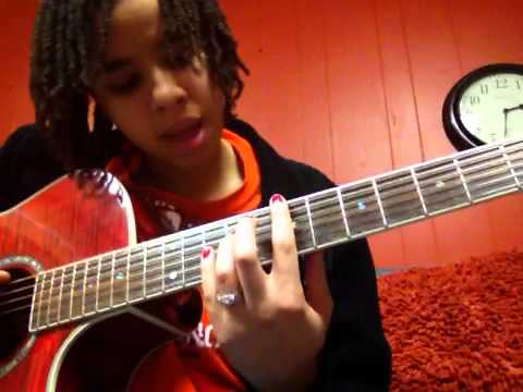 India Arie-Get it together (guitar tutorial)