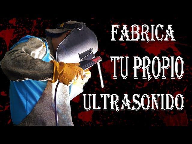 Fabrica tu propio limpiador de Ultrasonido