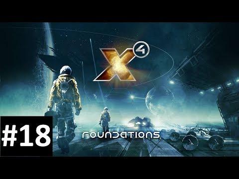 Абордаж эсминца [без монтажа, как есть] - X4: Foundations (прохождение, 2018) #18