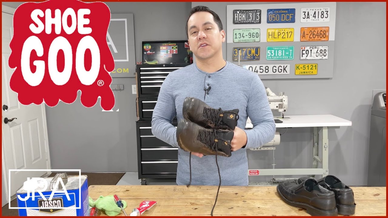 Shoe Goo - Does it REPAIR Boots & Shoes??  How-To & HONEST Review