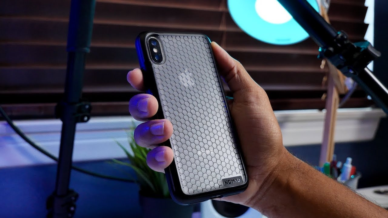 timeless design d8d76 a999c Nomad Hex iPhone Case - My New Daily Driver