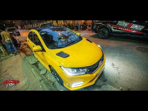 AutoWrap   Honda City vàng làm đẹp cực chất