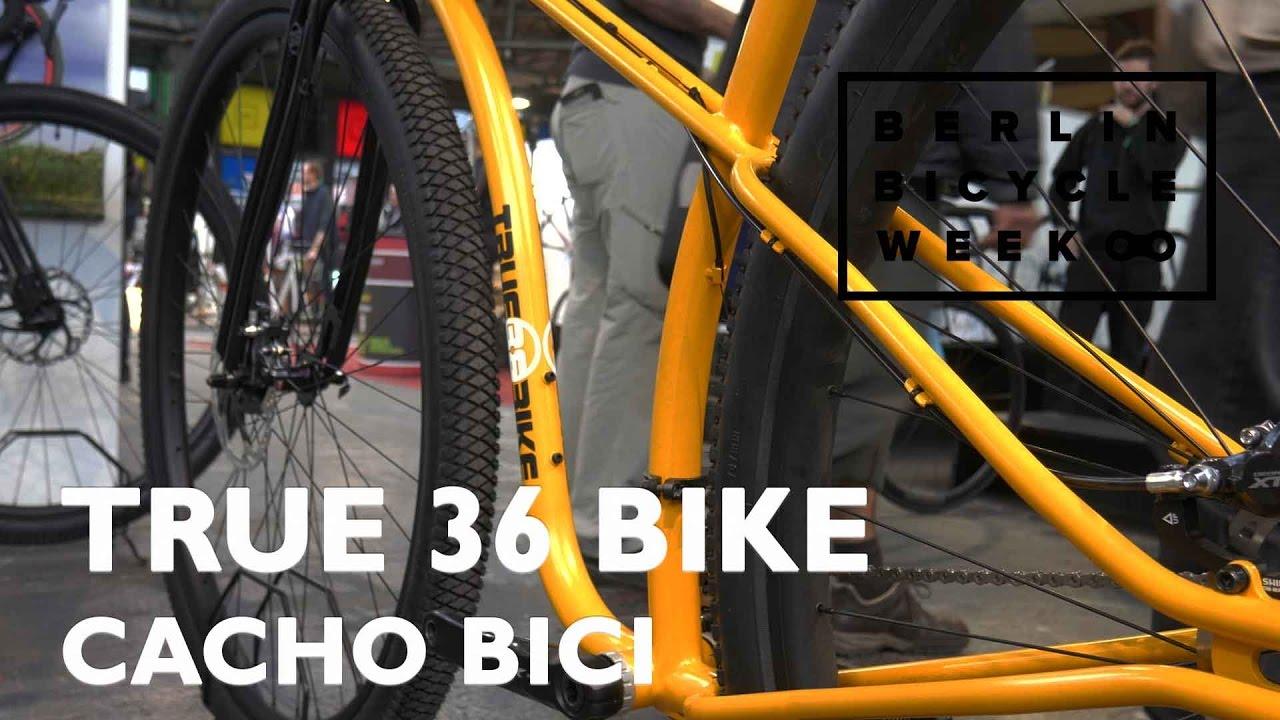 True36bike - Las 29 pulgadas son muy poco, Una bici de 36 pulgadas ...