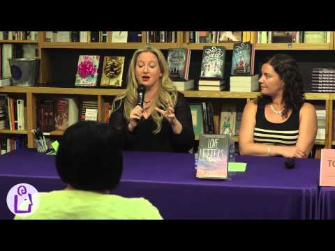 The Fierce Reads Tour visits University Book Store - Seattle