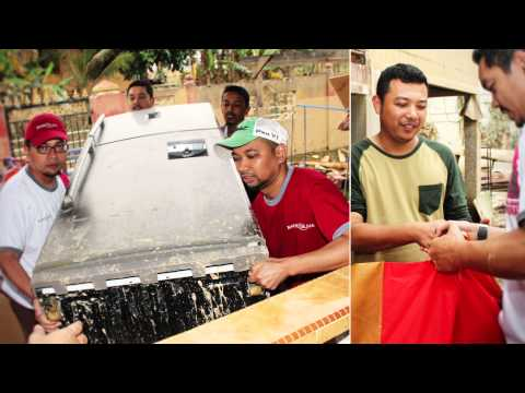 Video Zakat Bank Islam 2015
