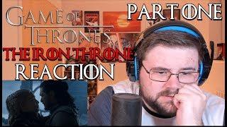 Game of Thrones | Season 8 Episode 6 | The Iron Throne | Reaction (Part 1)
