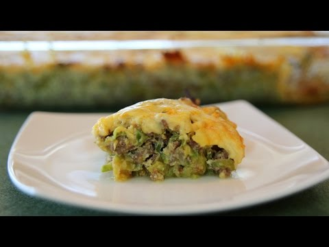 meat-zucchini-gratin-recipe---cookingwithalia---episode-331