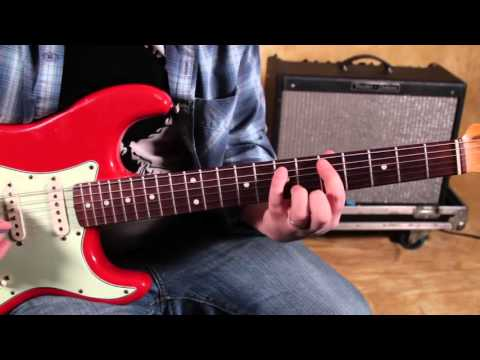 Blues Scales - Guitar Lessons - Jazz Scales To Play Over Blues - Blues Guitar Lessons