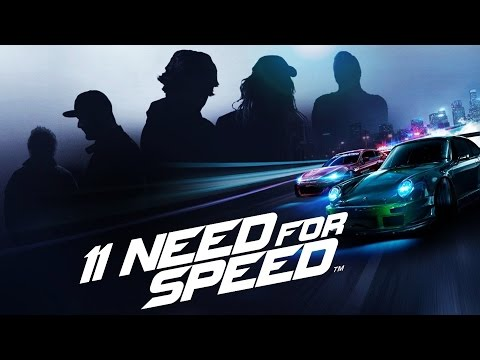 #11 Zagrajmy w Need for Speed 2015 - Nissan Skyline R34 i filmik dla Kena Blocka - 60 FPS