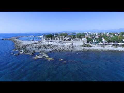 Antalya Side Aerial video