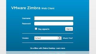 Transfert de mails zimbra vers une autre boite Automatically forward zimbra mail to an other account