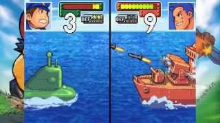 Advance Wars - 20. Max vs Drake, Batalla naval...