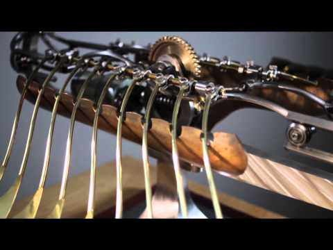 Amazing Kinetic Sculptures by Bob Potts   Colossal
