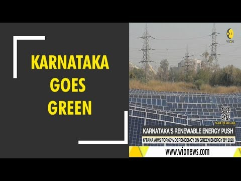 Karnataka beats world leaders in renewable energy capacity