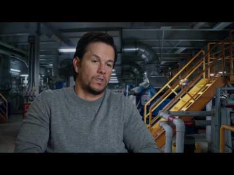 Deepwater Horizon - Mark Wahlberg soundbite