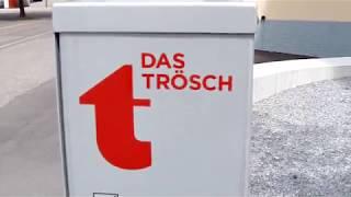 Fahrrad Reparaturstation in Kreuzlingen