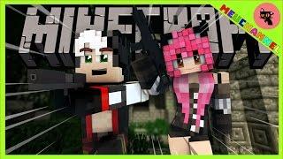 Minecraft: Mều chống lại Quỷ ĐÁ !