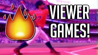 Thursday Night Daddy Games! MLB The Show 18 Viewer Games! New Thanksgiving program! A road to 900