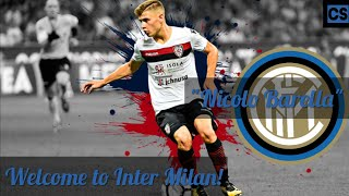 Nicolo Barella ● Welcome to Inter Milan | Skills, Goals, Assists || HD