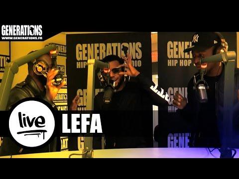 Lefa ft Dadju & Abou Debeing - Dernier Arrêt (Live des studios de Generations)
