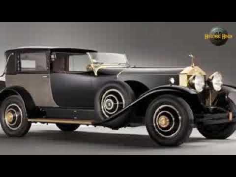 Maharaja Jai Singh Prabhakar Alwar Used Rolls Royce Cars To