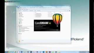 Installing CutStudio Plugin in CorelDraw