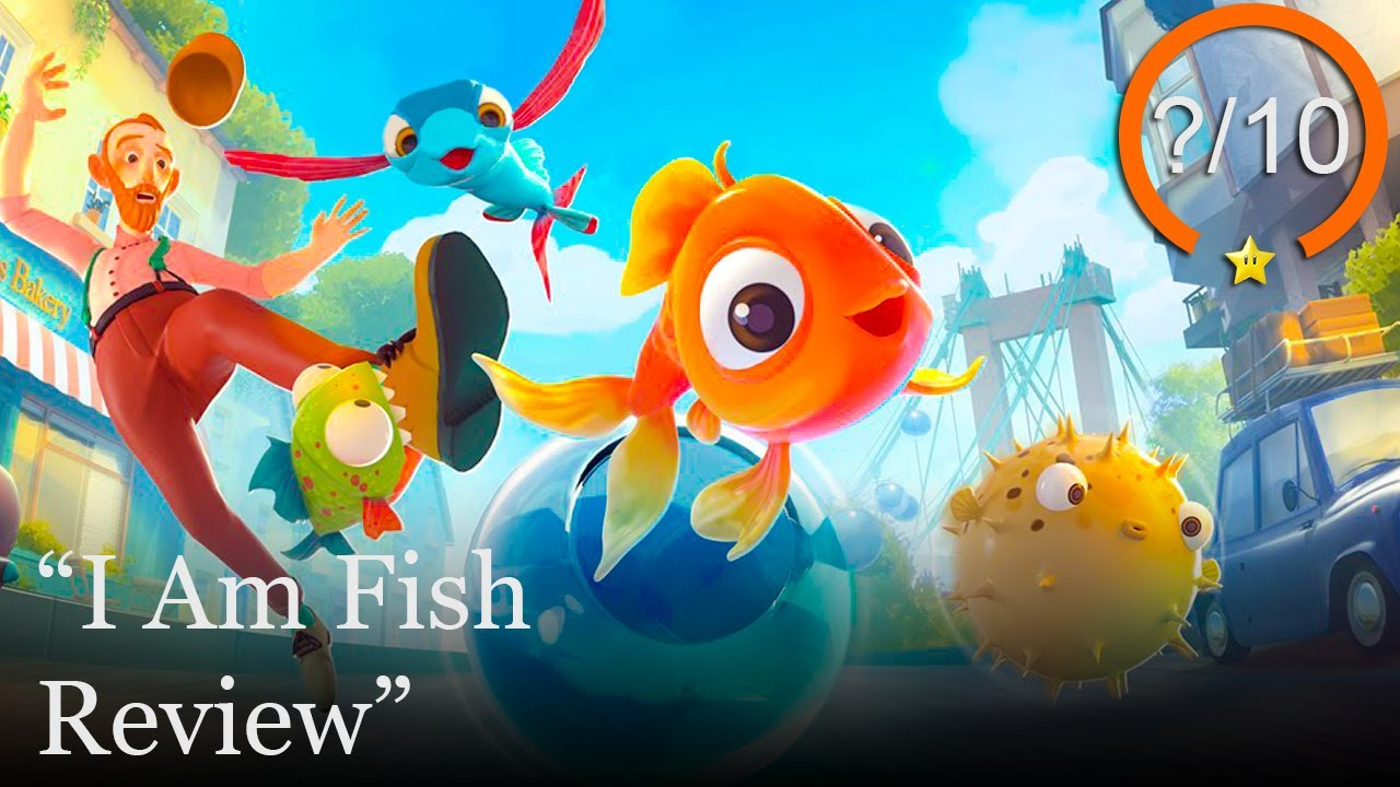 I Am Fish Review [Series X, Xbox One, & PC] (Video Game Video Review)