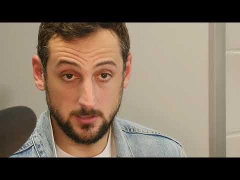 Marco Belinelli Postgame Interview / Sixers vs Heat Game 3