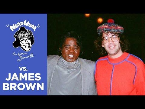 Nardwuar vs James Brown