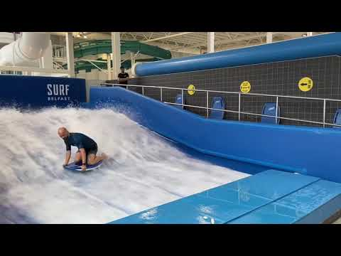 Andersonstown Leisure Centre Surfers