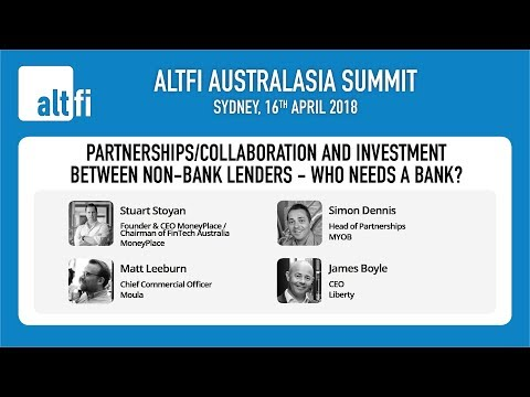 Partnerships/Collaboration and Investment between Non-Bank Lenders - Who Needs a Bank?
