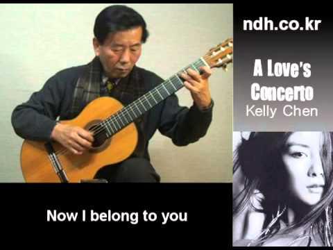 진혜림 - A Lover's concerto  - Classical Guitar - Played,Arr. NOH DONGHWAN