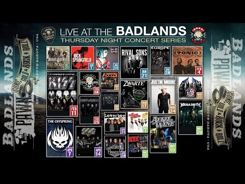 Badlands Weekly - Concert Edition