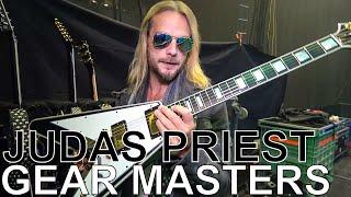 Judas Priest's Richie Faulkner - GEAR MASTERS Ep. 199