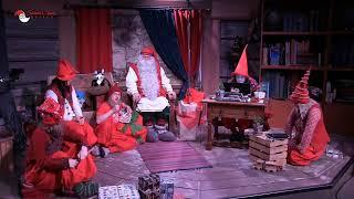 Santa Claus Office last daily Live stream!