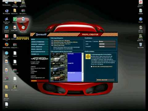 Need For Speed Most Wanted Profile Creator+How to Download IT :D