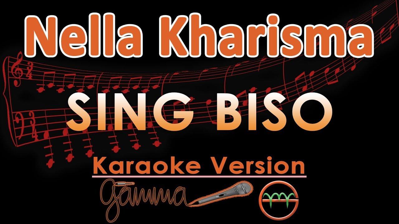 Nella Kharisma - Sing Biso KOPLO (Karaoke Lirik Tanpa Vokal)