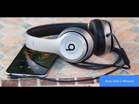Unboxing y análisis auriculares Beats Solo 2 Wireless En Español Apple gris espacial