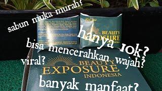 Cara Penggunaan Sabun Bexindo Beauty Exposure Indonesia Youtube