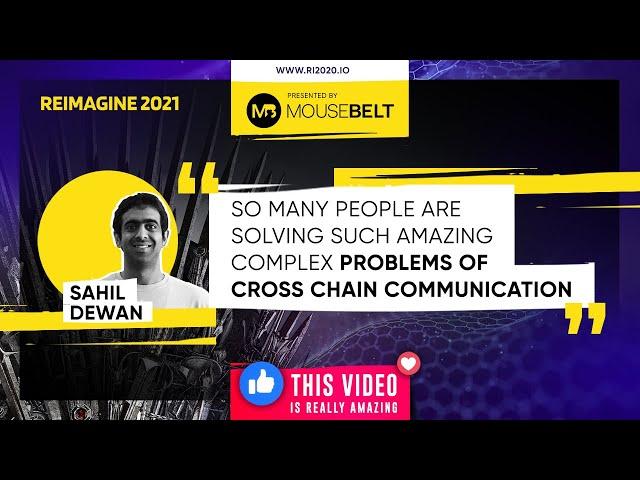 REIMAGINE 2021 - Sahil Dewan - Harmony - Co-founder