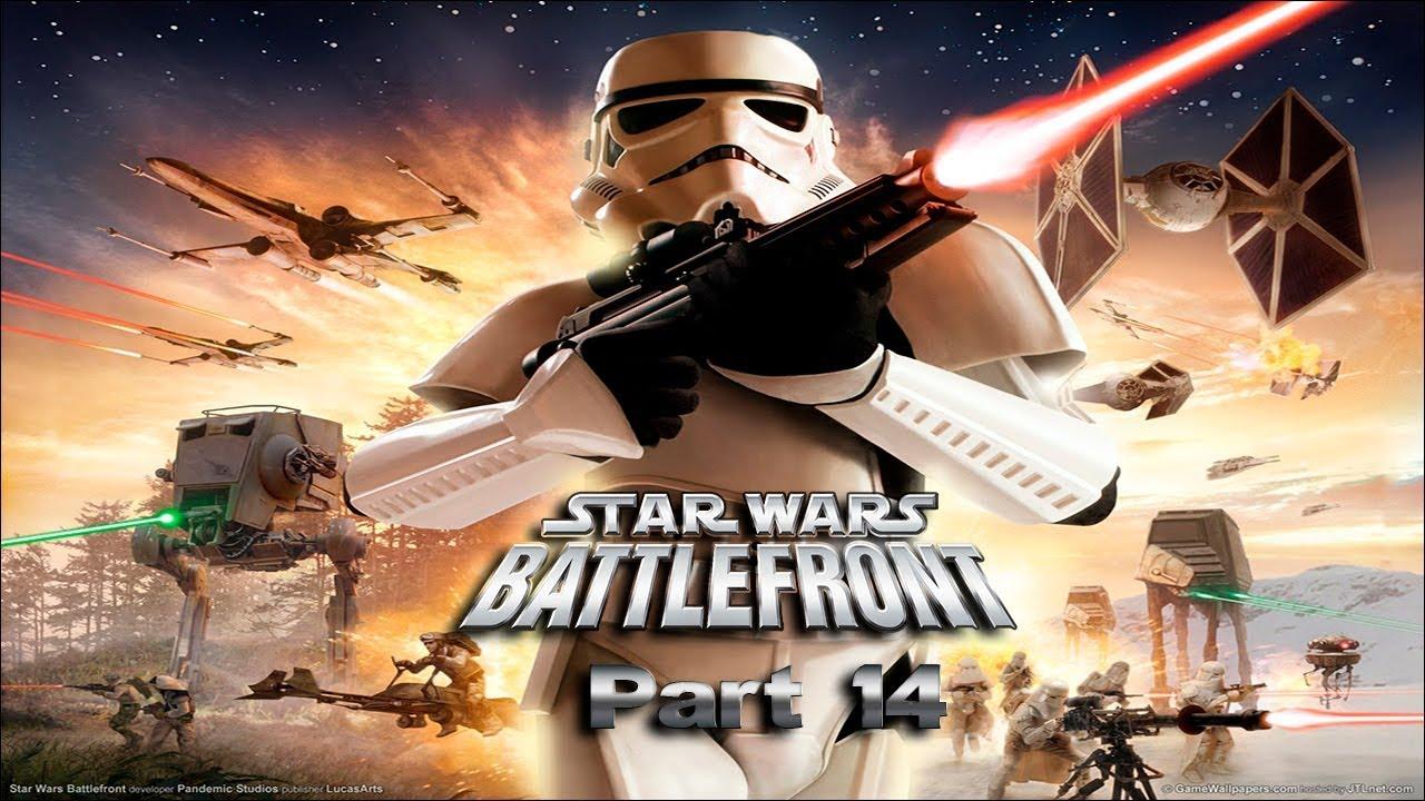 Steam Community Video Star Wars Battlefront 1 2004 Walkthrough Part 14 Bespin Cloud City No Commentary