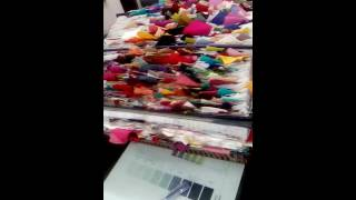 Capton Waqar works in hilal textile on office working time best for ever 2017 Video
