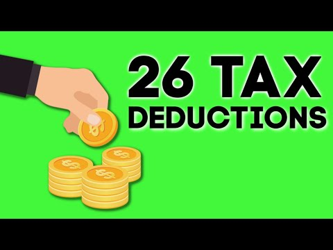 26 Tax Deductions For Small Business Owners In 2019